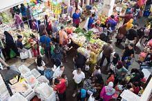 Inflasi keseluruhan Singapura tidak berubah