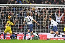 LIGA PERDANA ENGLAND Spurs akhiri rekod tanpa kalah Chelsea