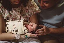 Amrin bergelar bapa selepas kelahiran cahaya mata pertama