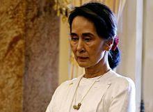 Reputasi Aung San Suu Kyi terus tercalar