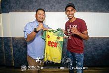 BOLA SEPAK TEMPATAN Shakir tinggalkan Home United, sertai Kedah