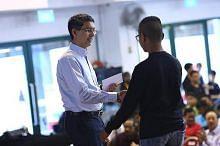 Iscos beri $96 ribu dermasiswa kepada 315 pelajar kurang bernasib baik