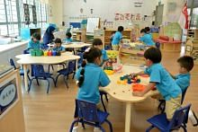Parents can register online for MOE kindergartens, which will give greater priority to low-income kids