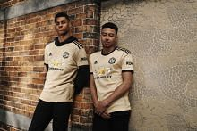 adidas and Manchester United Launch 2019/20 away shirt, inspired by the city's artwork