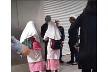 TransCom officers approached madrasah students to meet quota?