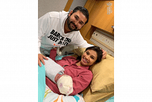 TMJ and wife welcome third child, a boy