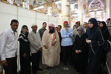Halimah Yacob state visit to Saudi Arabia
