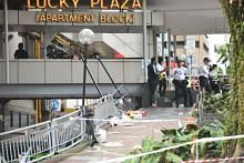 Lucky Plaza accident: More than $80,000 raised for Filipino victims in a day