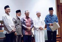 Mantan menteri agama Indonesia beri ceramah tentang cinta dalam Islam
