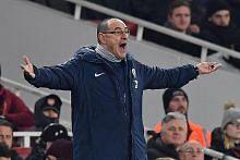 LIGA PERDANA ENGLAND Sarri marah pemain Chelsea, anggap mereka tiada motivasi
