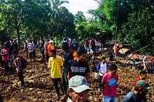 Angka korban banjir, tanah runtuh di Sulawesi capai 70 orang