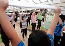 HPB lancar program kesihatan bagi pekerja pusat penjaja