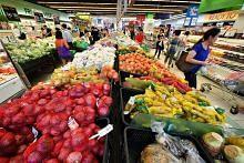 Masagos: Penting pastikan bekalan makanan S'pura terjaga