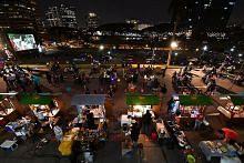 PESTA WARISAN SINGAPURA Jalan-jalan, makan-makan di Telok Blangah