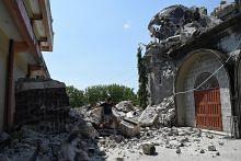 Filipina dilanda gempa