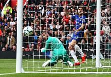Kesilapan De Gea beri padah buat Man Utd