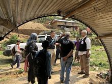 Bantuan Mercy Relief, RLAF di Nepal manfaatkan lebih 3,500 mangsa gempa