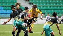 Tampines Rovers kalahkan Yangon Utd