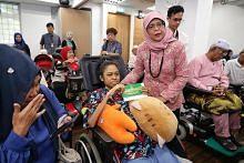 Presiden Halimah: Pesakit barah perlu sokongan menyeluruh