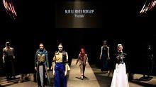Pelajar raih anugerah fesyen gabung konsep futuristik, kitar semula