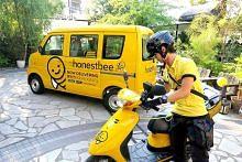 Honestbee henti khidmat kiriman makanan