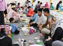 Ramadan mendidik sifat sabar