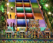 Tiga kuil di KL perketat keselamatan ekoran tangkapan suspek ekstremis