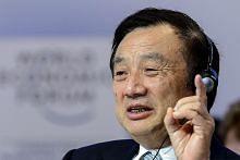 Pengasas Huawei akui sekatan Amerika jejas syarikat