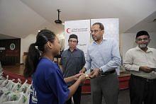 Kedutaan UAE, Jamiyah ceriakan benefisiari, kanak-kanak Darul Ma'wa