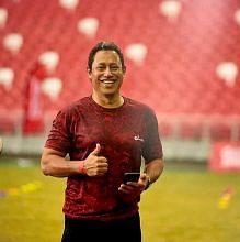 Malek Aljunied pengarah eksekutif Persatuan Atletik S'pura