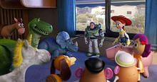 Filem animasi 'Toy Story' kekal relevan, cuit hati