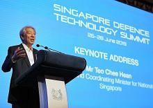 AI, serangan siber antara cabaran bagi masyarakat yang mahu maju: SM Teo