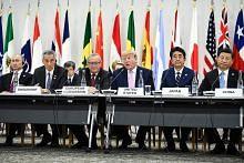 PM Lee gesa perkukuh sistem dagang dunia, pastikan 'politik yang betul'