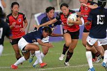 KEJOHANAN RAGBI WANITA ASIA DIVISYEN SATU 2019 Pasukan ragbi kebangsaan wanita tidak patah semangat walau gagal raih piala