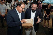 Lebih 10,000 barangan diderma kepada pustaka, arkib negara