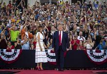 Sambutan Hari Kemerdekaan Amerika ala Trump undang kritikan