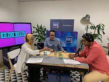 Riz Sunawan kongsi cabaran di 'podcast' BH