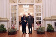 S'pura-Armenia rai jalinan 200 tahun, perkukuh hubungan dua hala