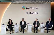 EKONOMI Temasek lebih waspada dalam ekon tidak menentu