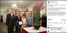 PM Lee ucap selamat hari lahir kepada Dr M