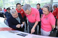 PM Lee: Hubungan industri stabil kerana kerjasama pemerintah, kesatuan dan majikan kukuh