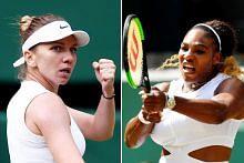 Hanya Halep boleh halang Serena rangkul Grand Slam ke-24