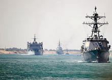 Tegang Amerika-Iran masuk dimensi ketenteraan