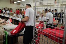 Penghuni penjara Changi turut sumbang isi beg cenderahati NDP