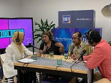 'Podcast' #NoTapis BH bersama Fatimah Mohsin popular