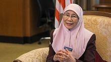 Azizah nasihat Azmin, Menteri Besar Selangor kerjasama dengan polis