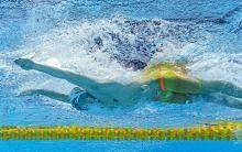 Atlit muda Hungary pecahkan rekod dunia Phelps