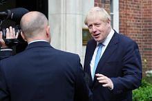 Boris janji akan pimpin Britain keluar dari EU