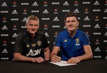 Maguire: Sarung jersi United satu peluang menakjubkan