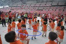 Program baru tawar pelajar kegiatan sukan di luar CCA sekolah